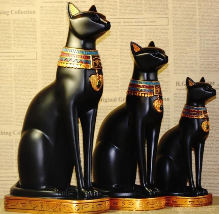 Quà du lịch mèo đen Ai Cập