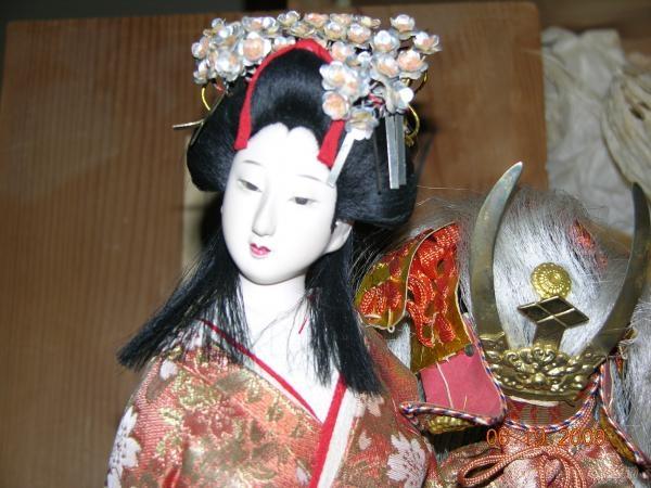 Quà du lịch búp bê đề thờ Nhật