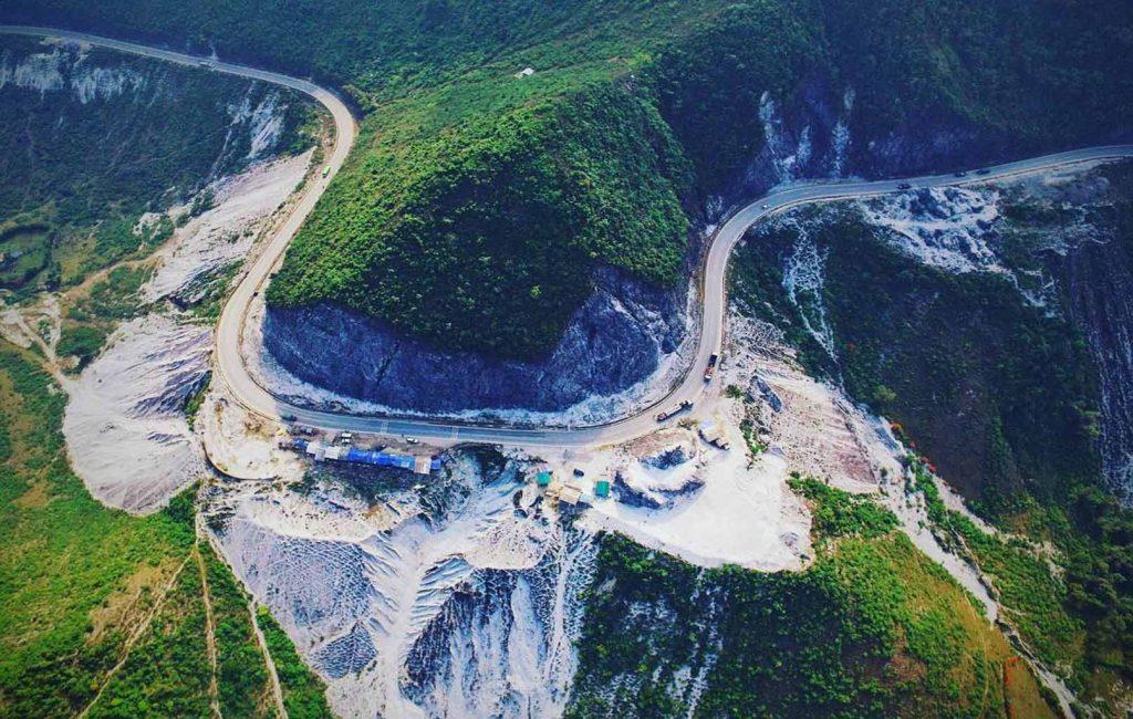 Đèo Thung Khe - Hòa Bình