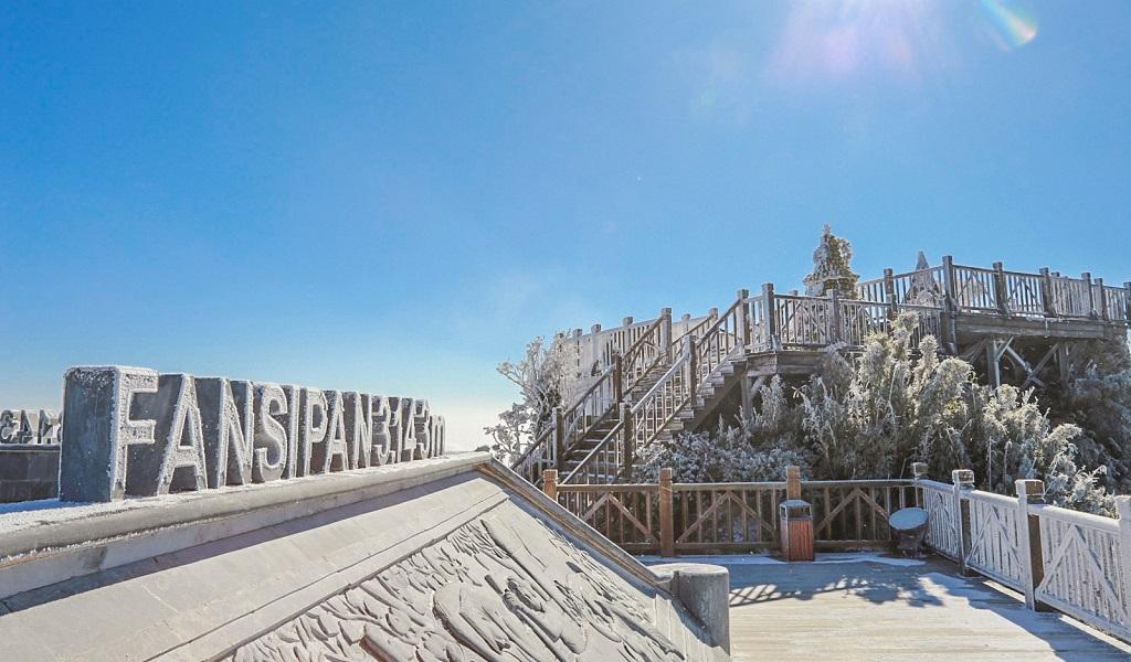 Tết dương lịch 2021 lên Sapa ngắm tuyết