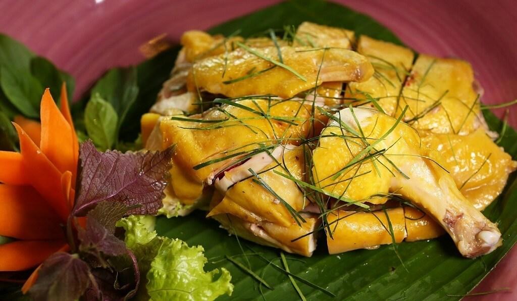 gà đồi tiên yên đặc sản Quảng Ninh