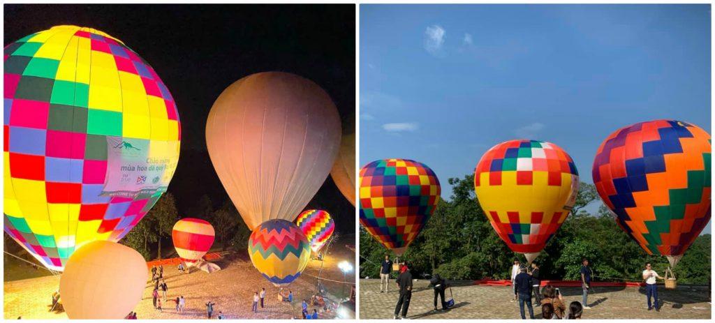 Lễ hội khinh khí cầu Ba Vì năm 2020