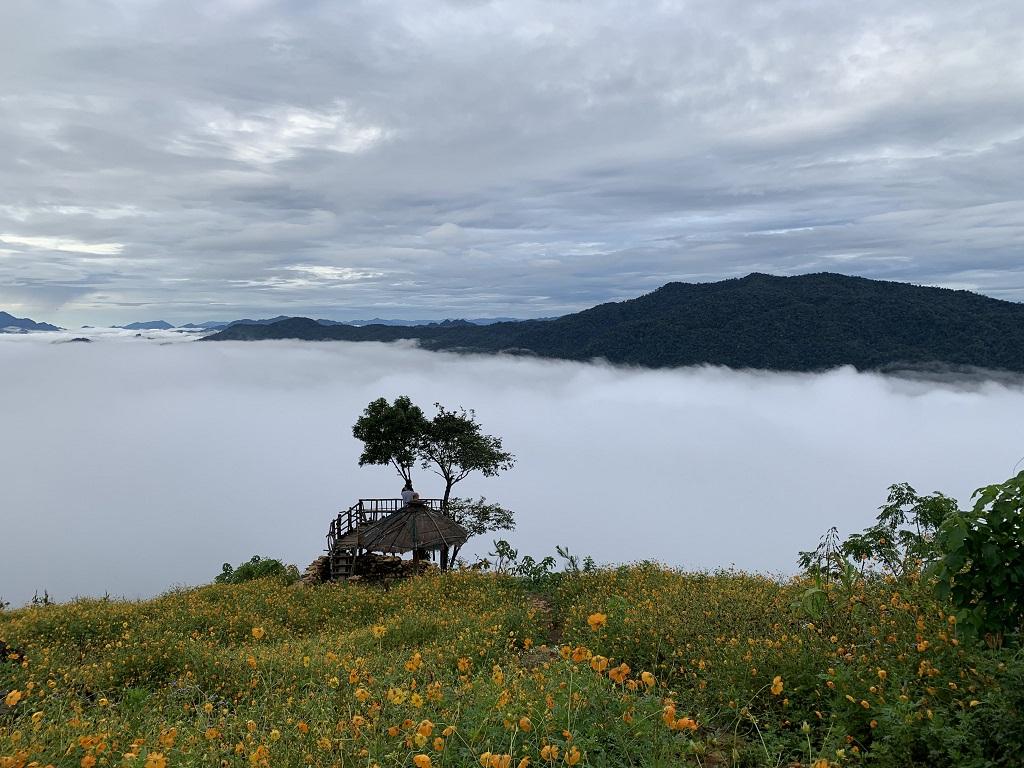 Thời điểm lên Hang Kia săn mây