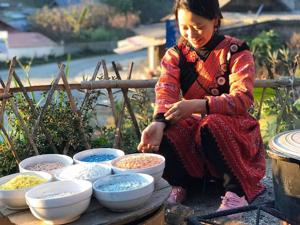 Tết dân tộc Mông Hang Kia