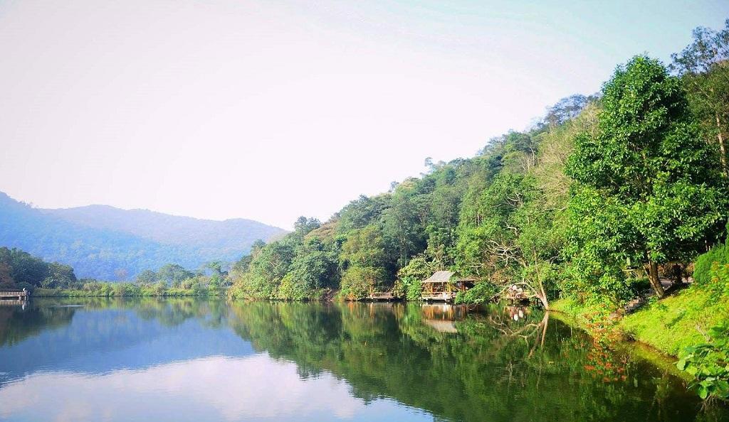 Khu du lịch sinh thái Thiên Sơn, Suối Ngà