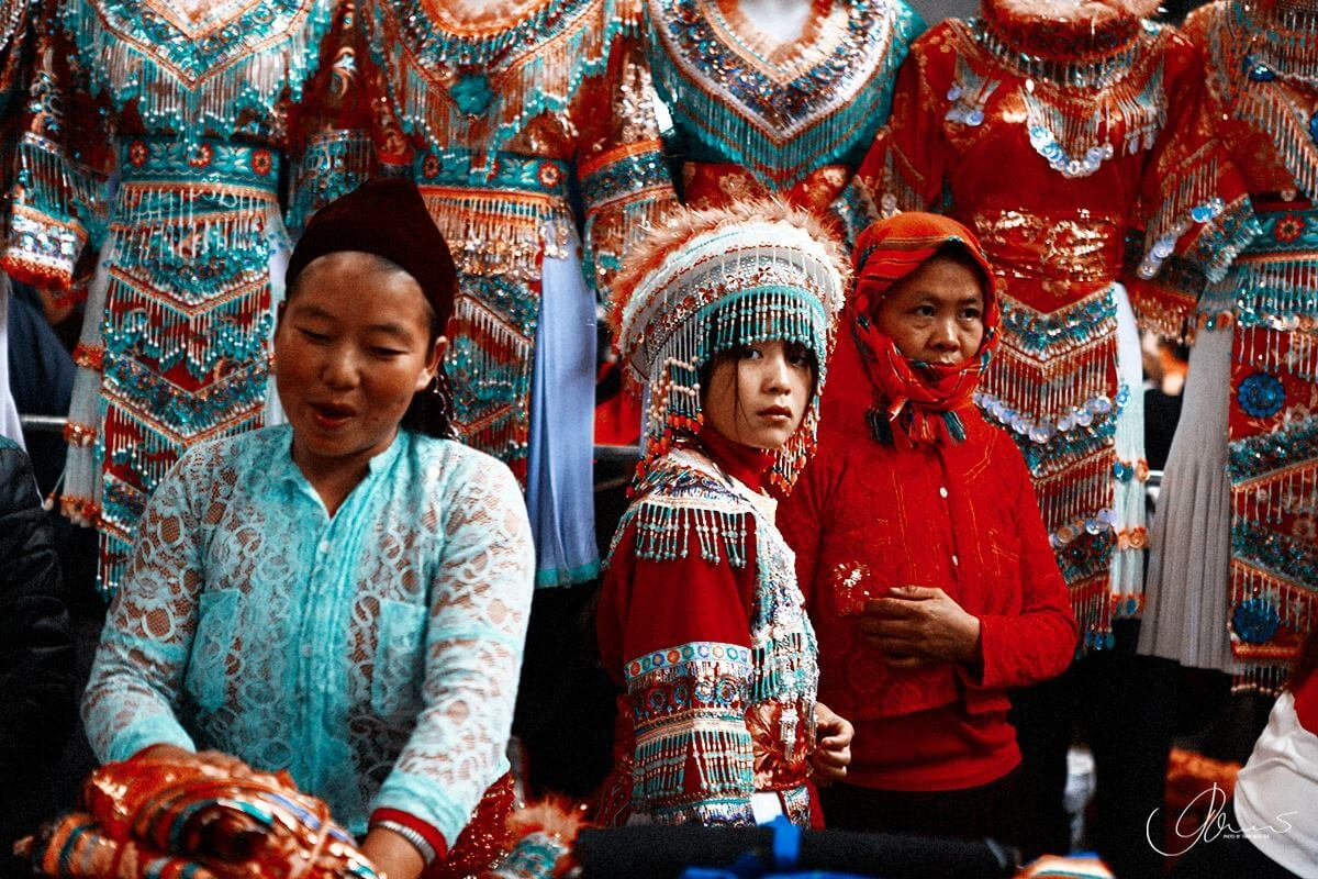Chợ phiên Đồng Văn - trải nghiệm điểm du lich Hà Giang
