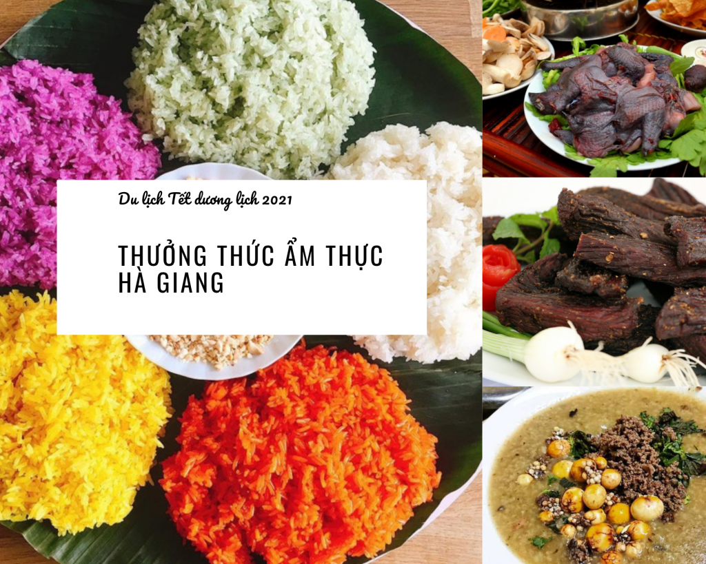 Ẩm thực Hà Giang phong phú và đặc sắc
