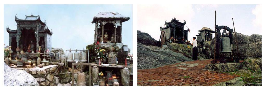 chùa đồng cũ