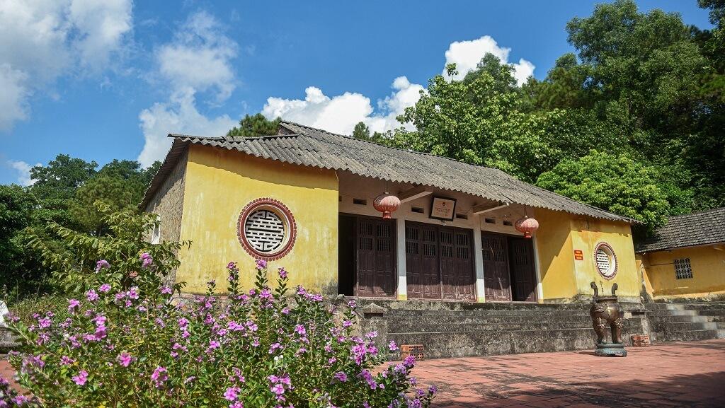 Chùa quán Ngọc Thanh Yên Tử