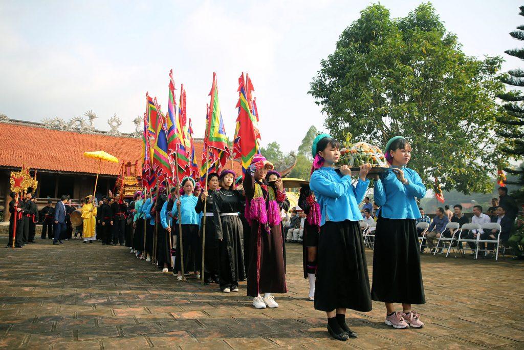 Văn hóa bản sắc một số dân tộc tại Bình Liêu