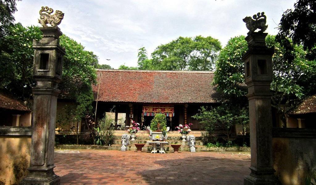 Đình Phùng Hưng Đường Lâm