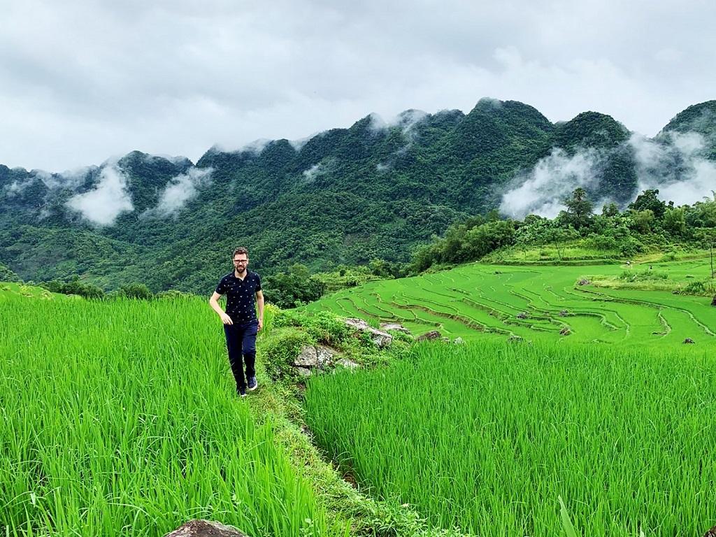 Khu bảo tồn thiên nhiên Pù Luông thuộc tỉnh Thanh Hóa