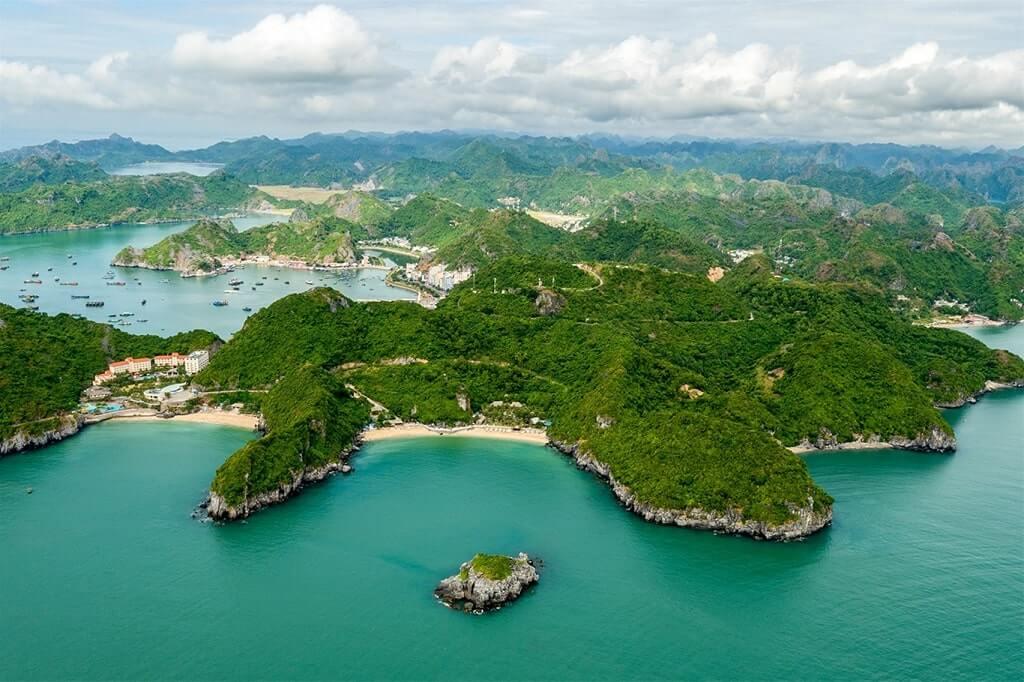 Đi thăm các đảo trong vịnh