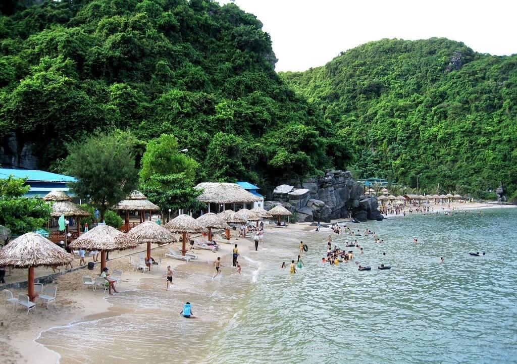 Ghé thăm đảo Khỉ (đảo Cát Dứa)