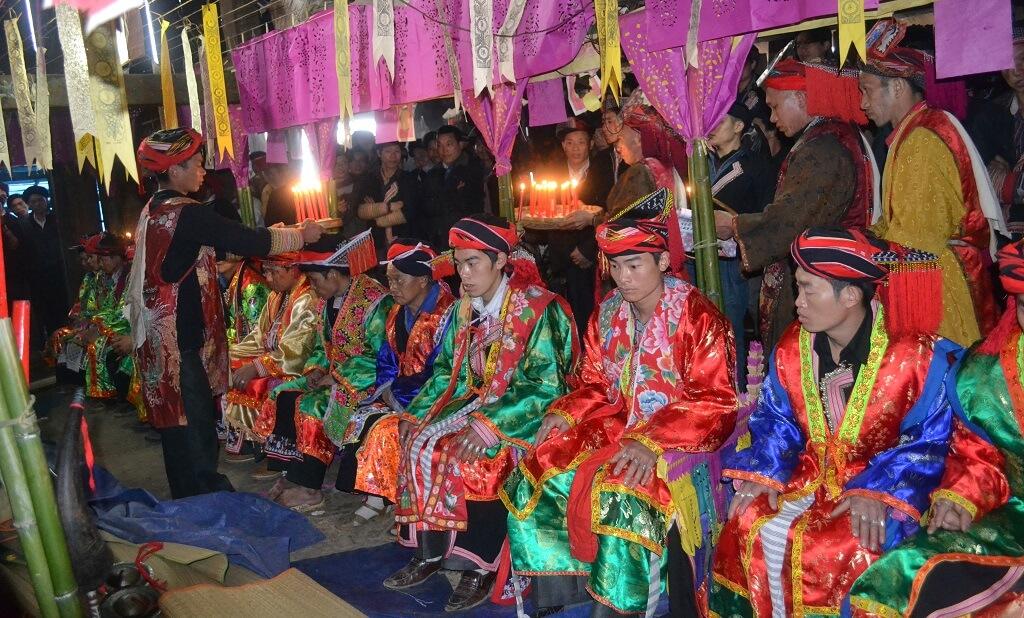 Lễ hội Hà Giang Gầu Tào