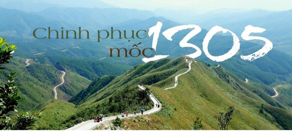 Chinh phục Cột mốc 1305 khi du lịch Bình Liêu Quảng Ninh