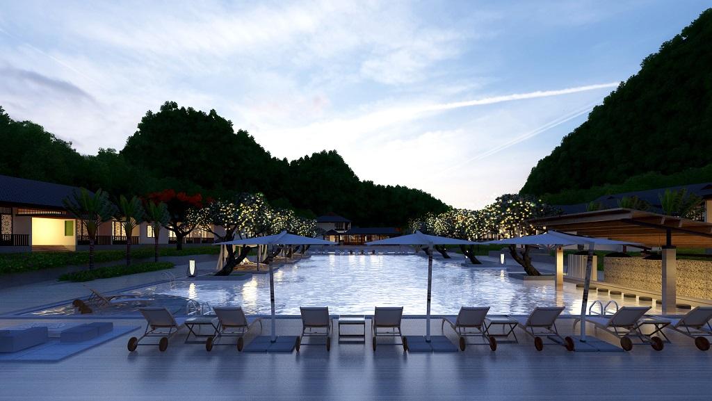 resort ba bể