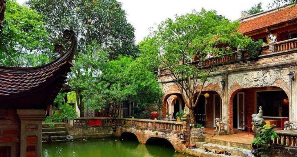 Cảnh quan Việt Phủ Thành Chương