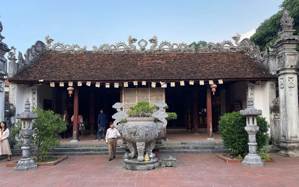 chùa Bà Đanh Hà Nam