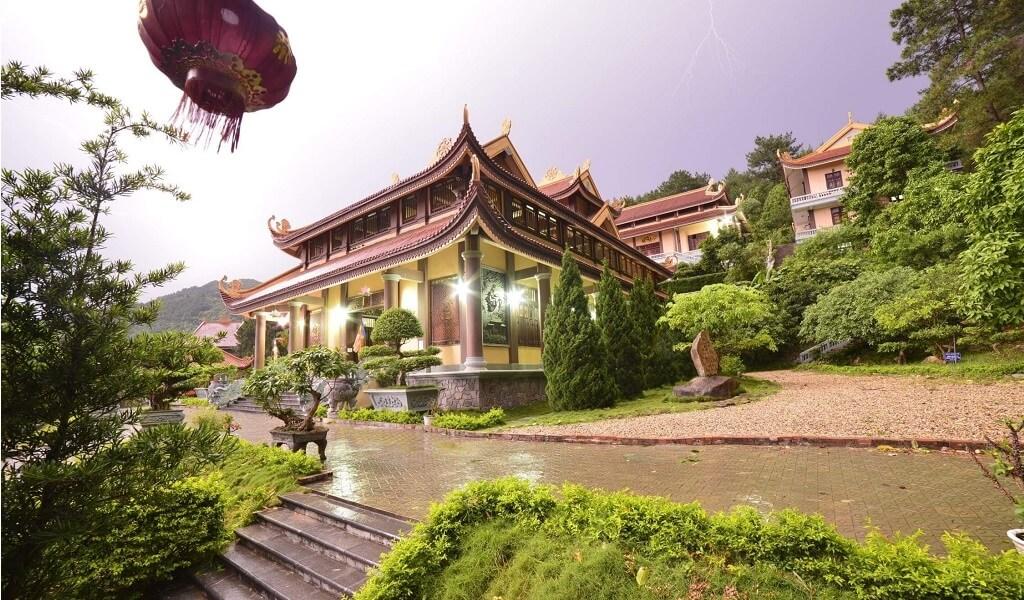 Thiền viện Trúc Lâm chùa Tây Thiên