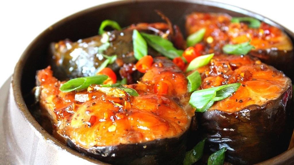 Cá kho gáo đặc sản Ninh Bình