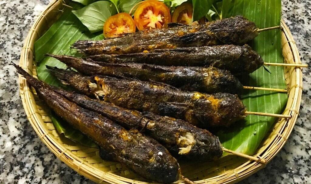 Cá lác ngoách Kim Sơn