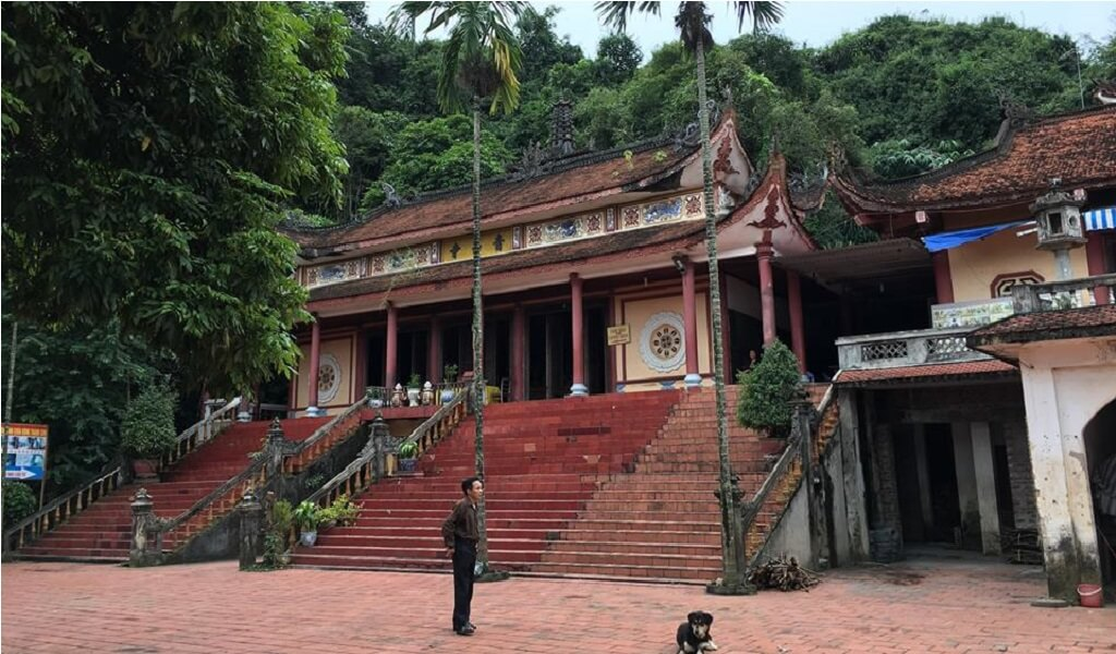 Chùa Thanh Sơn - Hương Đài