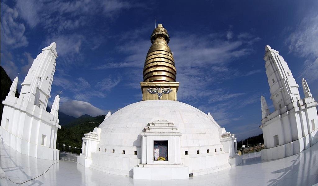 đại bảo tháp mandala chùa Tây Thiên