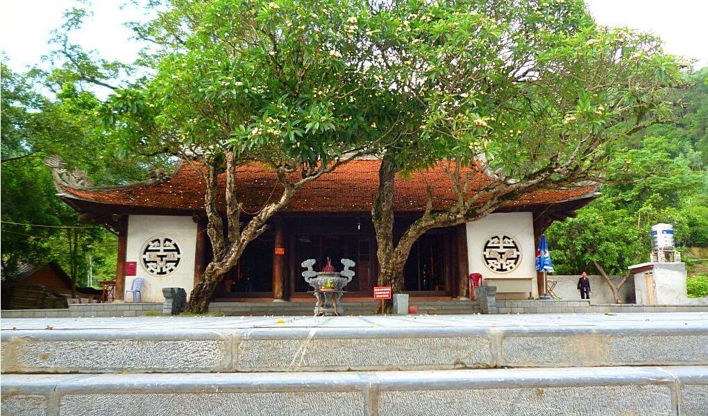 đền Thõng Chùa Tây Thiên