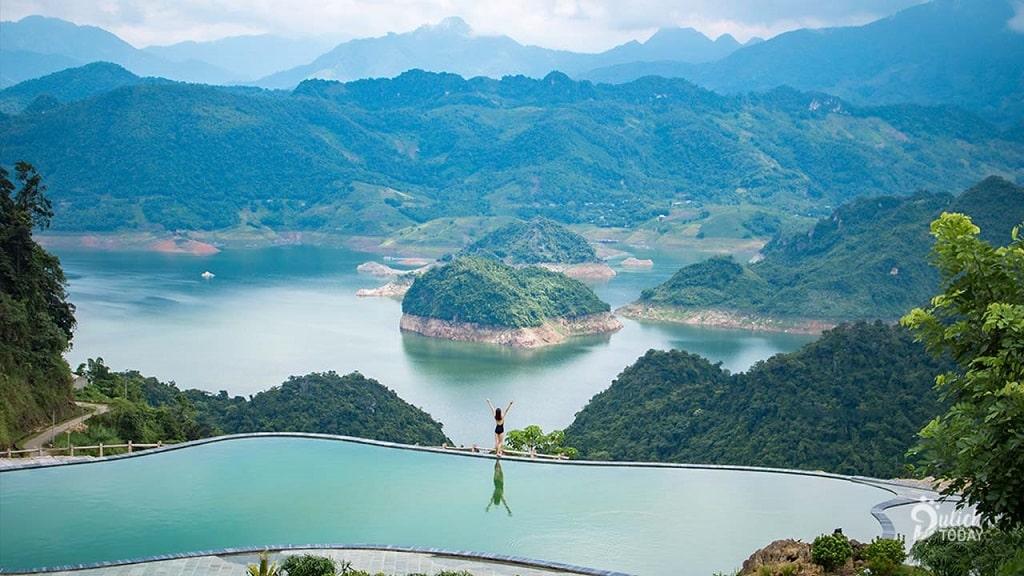 """Du lịch thung lũng Ba Khan - khám phá """"trái tim"""" của Mai Châu, Hòa Bình"""
