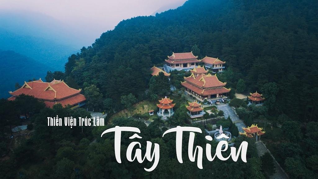 chùa Tây Thiên Vĩnh Phúc