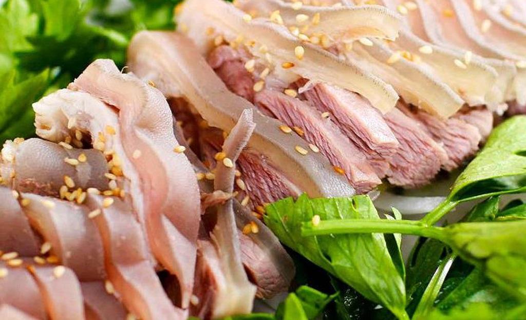thịt dê núi Ninh Bình