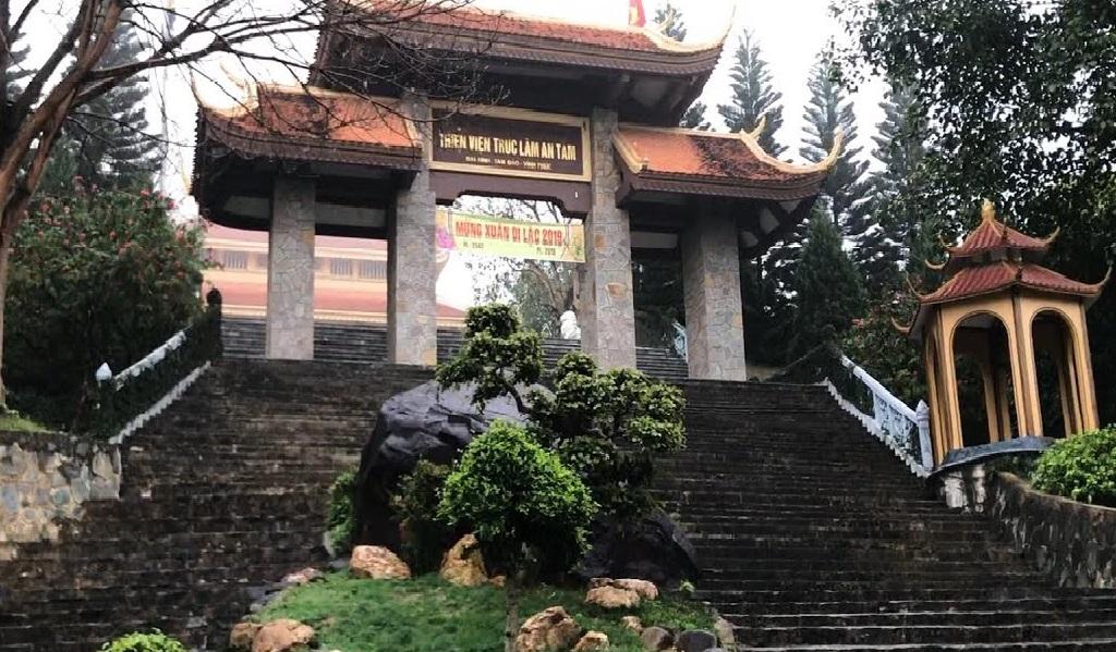 Thiền viện Trúc Lâm An Tâm Tây Thiên