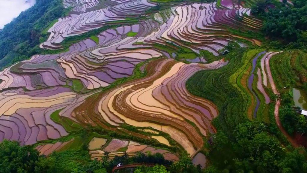 Xã Hồng Thái - Du lịch Na Hang