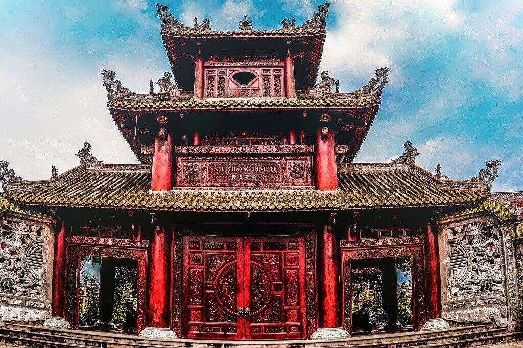 Nam Phương Linh Từ