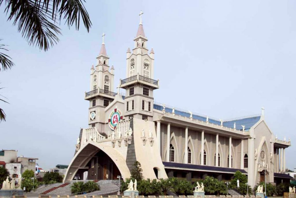 nhà thờ thái bình