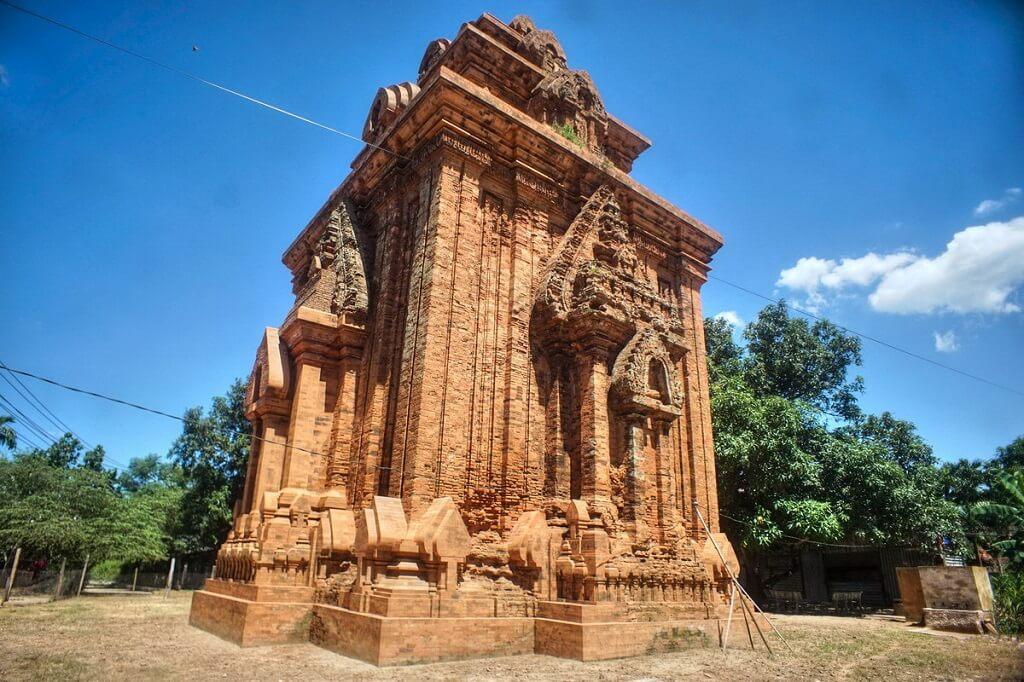 Tháp Chăm Bình Định