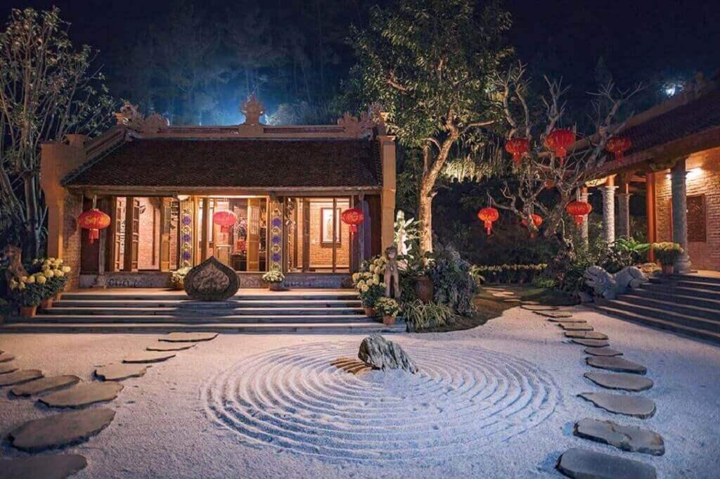 chùa Địa Tạng Phi Lai Tự Hà Nam