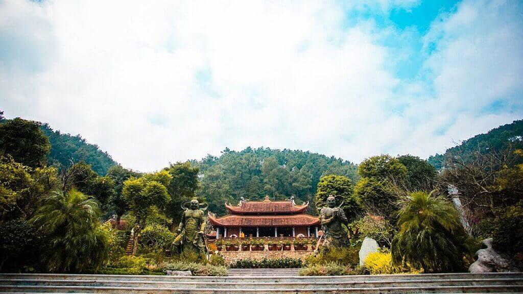 chùa Địa Tạng Phi Lai Tự