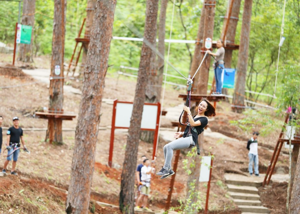rope-course--dia-diem-vui-choi-da-lat