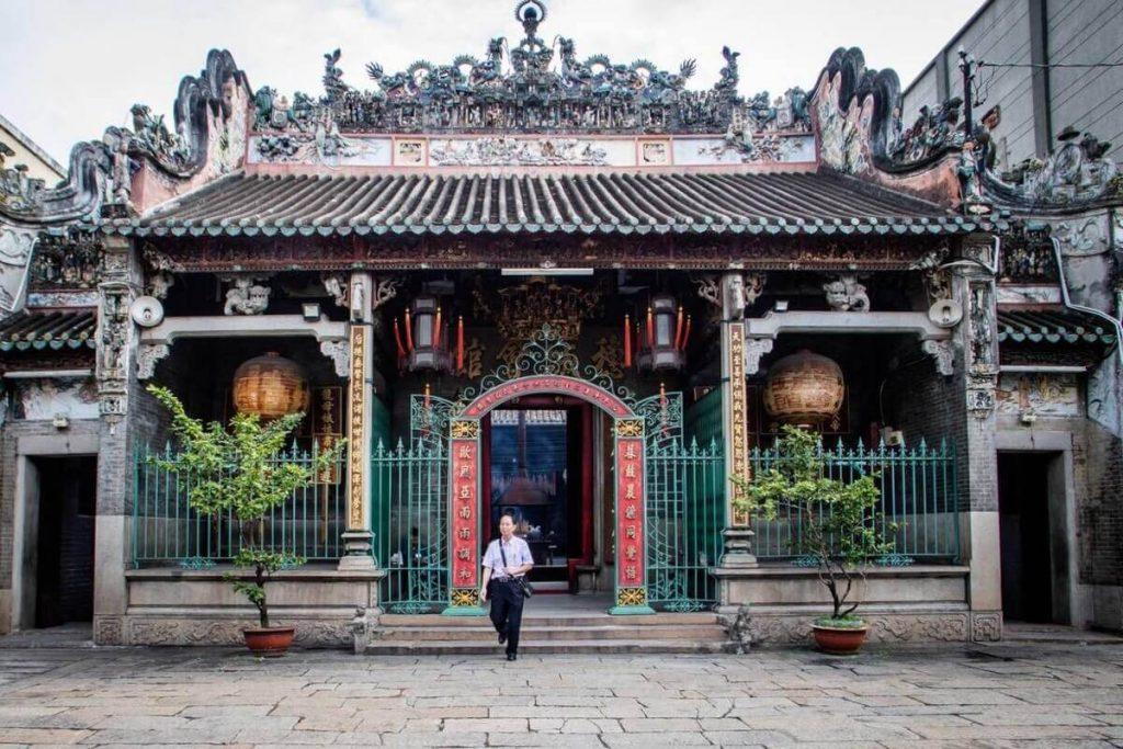 chùa cầu duyên