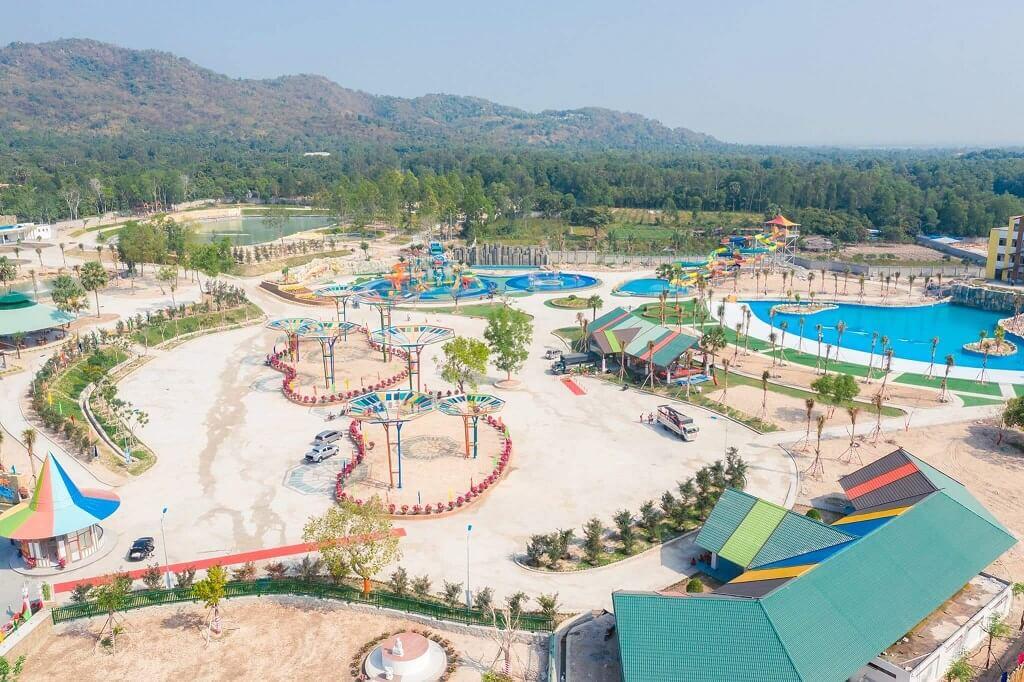 Công viên nước Thanh Long