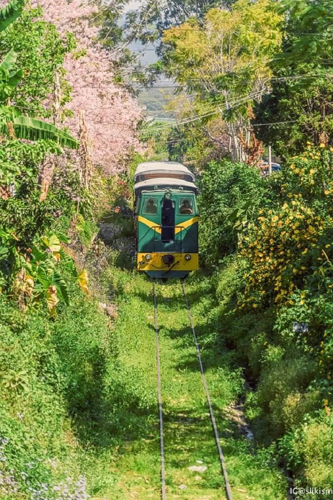 Đường tàu Trần Quý Cáp