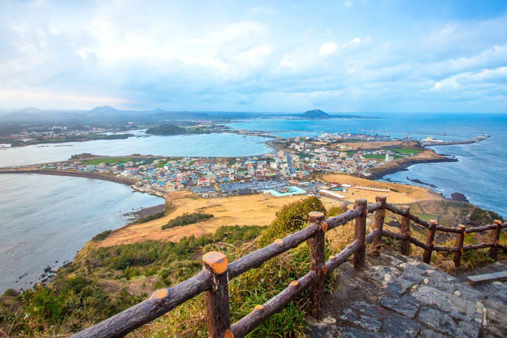 Jeju do beach Island, South Korea