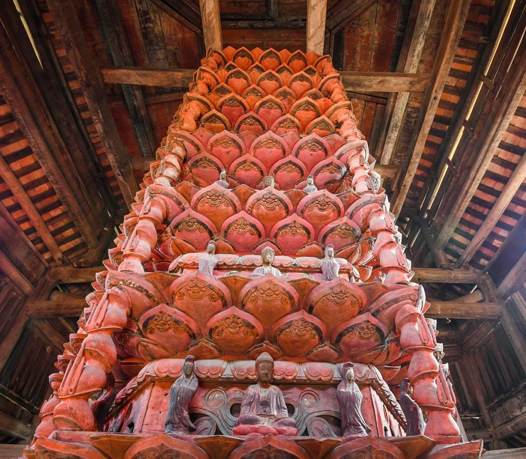 Bảo vật Quốc gia ở chùa Giám
