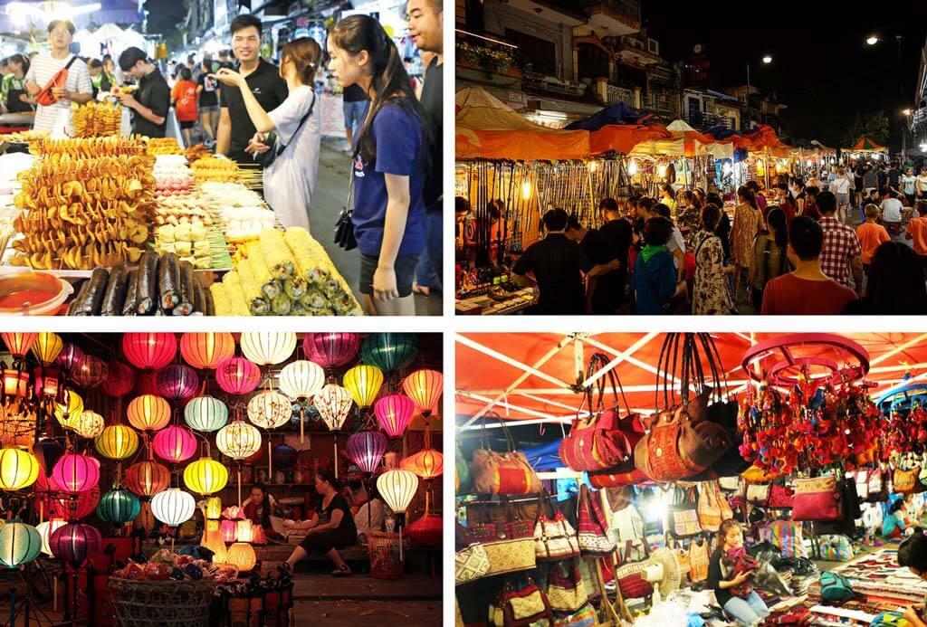 Chợ đường phố Việt Nam